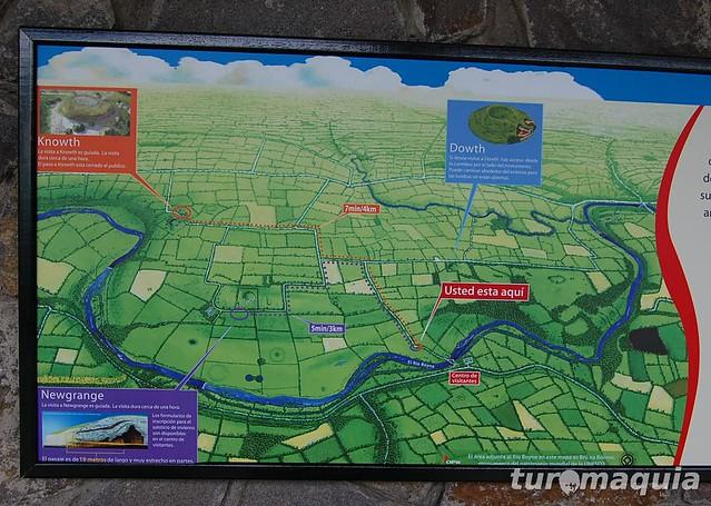 Centro de Visitantes Brú na Bóinne - Irlanda