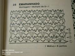 grfico do barradinho (ananene) Tags: squares com toalha em croch bordada
