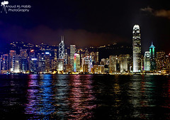 ( Anoud Abdullah AlHabib) Tags: night canon eos see all view image harbour right hong kong reserved 500d