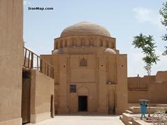Yazd - یزد (IranMap) Tags: iran yazd امام یزد بقعه iranmap iranmapcom دوازده