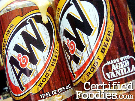 A&W Root Beer in Cans - CertifiedFoodies.com