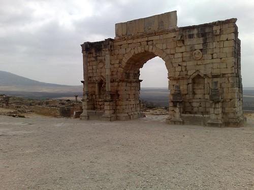 TOP 8 MOROCCO: Volubilis Roman Ruins