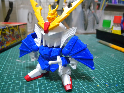 Musha Z Gundam(start)
