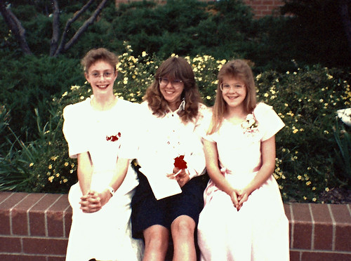 6th grade graduation 1992