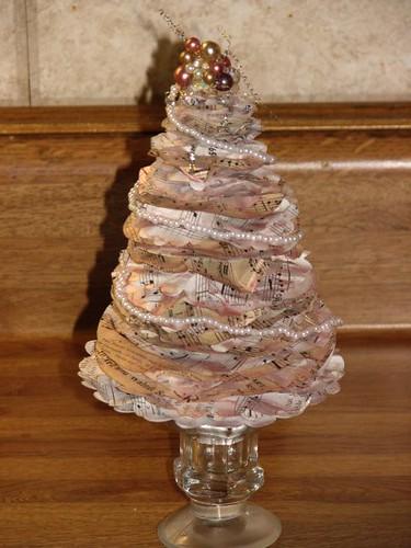 Vintage Ephemera Christmas Trees 003