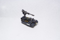 Robot thingy (I Am Adam) Tags: miniatures 40k warhammer gw ig gamesworkshop imperialguard wh40k