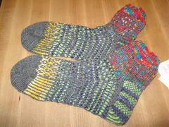 Gabriel's Socks