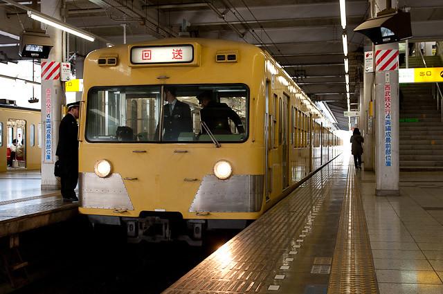 西武多摩川線101系223F 廃車回送