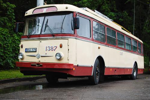 Škoda troleibusas