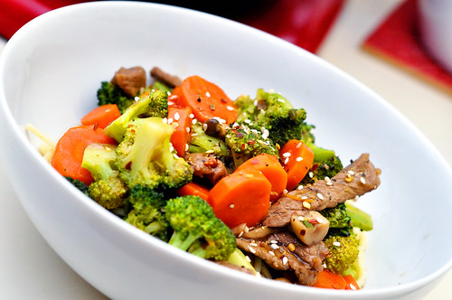 Neil's Beef and Broccoli