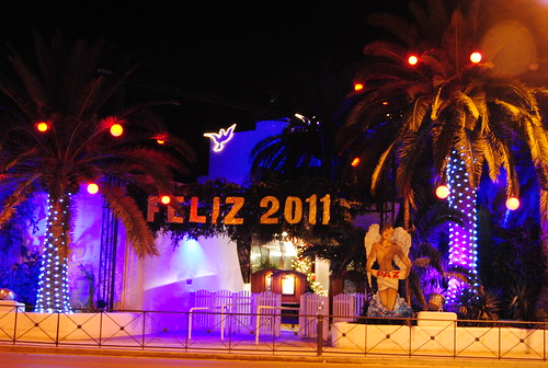 Ibiza Christmas Lights