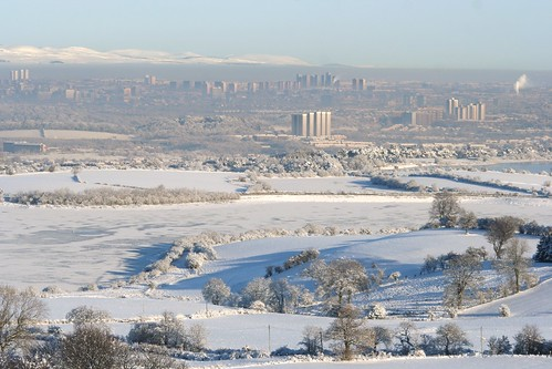 Glasgow in Winter