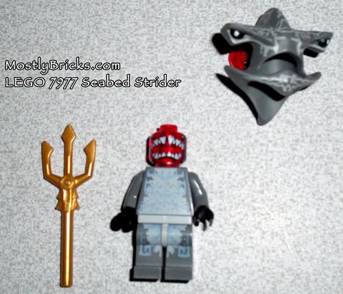 LEGO 7977 Atlantis - Seabed Strider