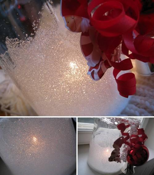 Frosty glas