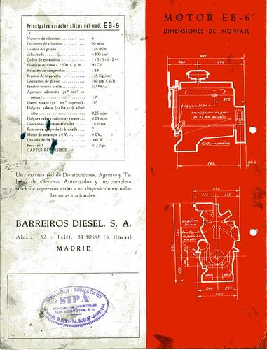 BARREIROS EB - 6 III
