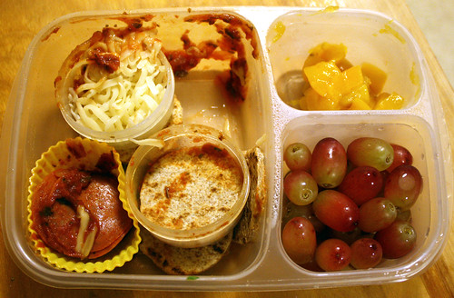 First Grader Bento #397: All hell broke loose!