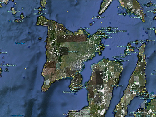 Hi res Satellite Images of Iloilo Airport Available in Google Earth