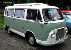 TV-89-63 Ford Taunus Transit 830 1963 (Wouter Duijndam) Tags: ford transit taunus 1963 tv8963