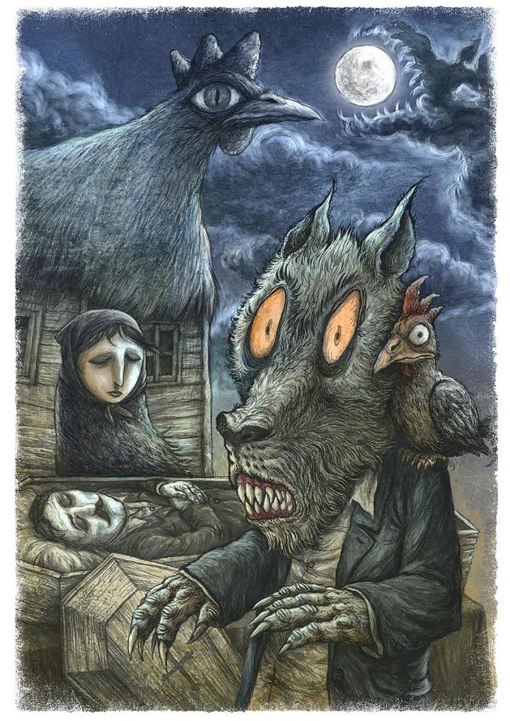 Ivica Stevanovic - Werewolf