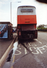 CWG698V leaking oil (NOA 462X) Tags: bus buses your atlantean syt sypte 50y