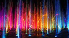 World of Color (rpmckay) Tags: world color disneyland disney mickey fountains dca californiaadventure disneylandresort wonderfulworldofcolor worldofcolor funwheel mickeysfunwheel