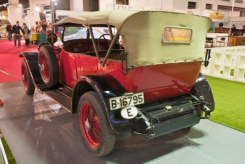 L9770818 - Auto Retro 2010. Alfa Romeo RL SuperSport (1925)