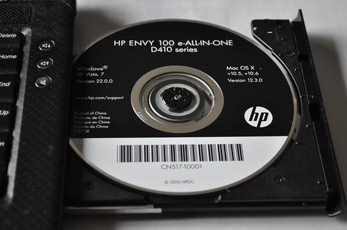 HP ENVY100