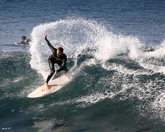 JU-J! (yeyo gil) Tags: grancanaria mar surf canarias ola sanandrs