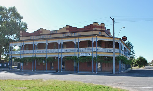 Victoria Hotel, Dimboola by Mattinbgn, on Flickr