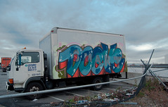 Dceve Smart Crew 2010 (break.things) Tags: nyc newyorkcity ny newyork truck graffiti queens dceve smartcrew