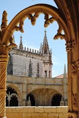 Mosteiro dos Jeronimos - Lisboa, Portugal!