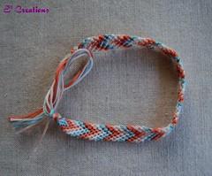Friendship Bracelet (E Creations) Tags: claire craft bijoux jewellery tienda ibiza bracelet handcrafted e3 pulsera