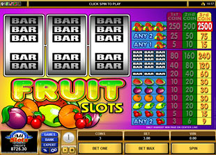 Fruit Slots slot game online review
