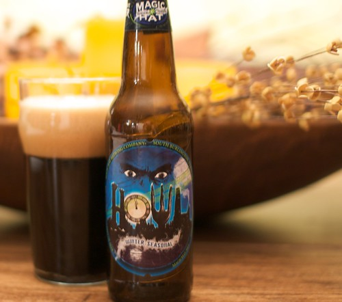 Howl Winter Seasonal Bottle