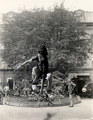 Skating in the 1900 century by h.brovell, on Flickr