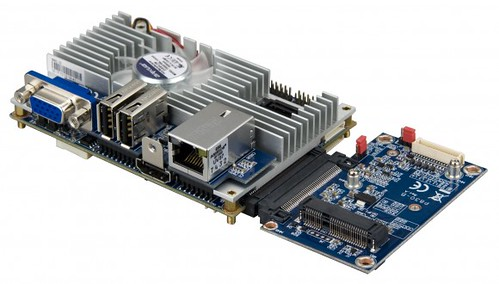 VIA EPIA-P830 Pico-ITX board