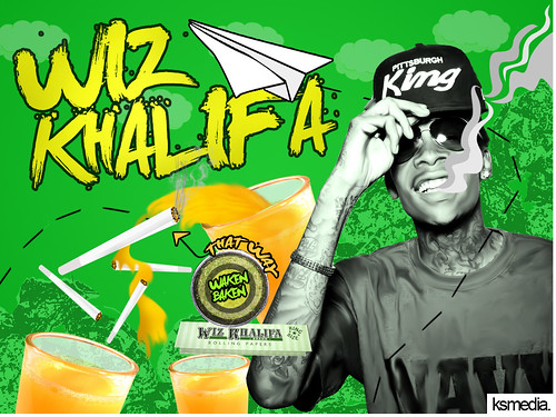 wiz khalifa wallpaper hd. Wiz Khalifa Wallpaper