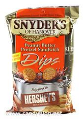 Snyder's of Hanover Peanut Butter Pretzel Sandwich Dips