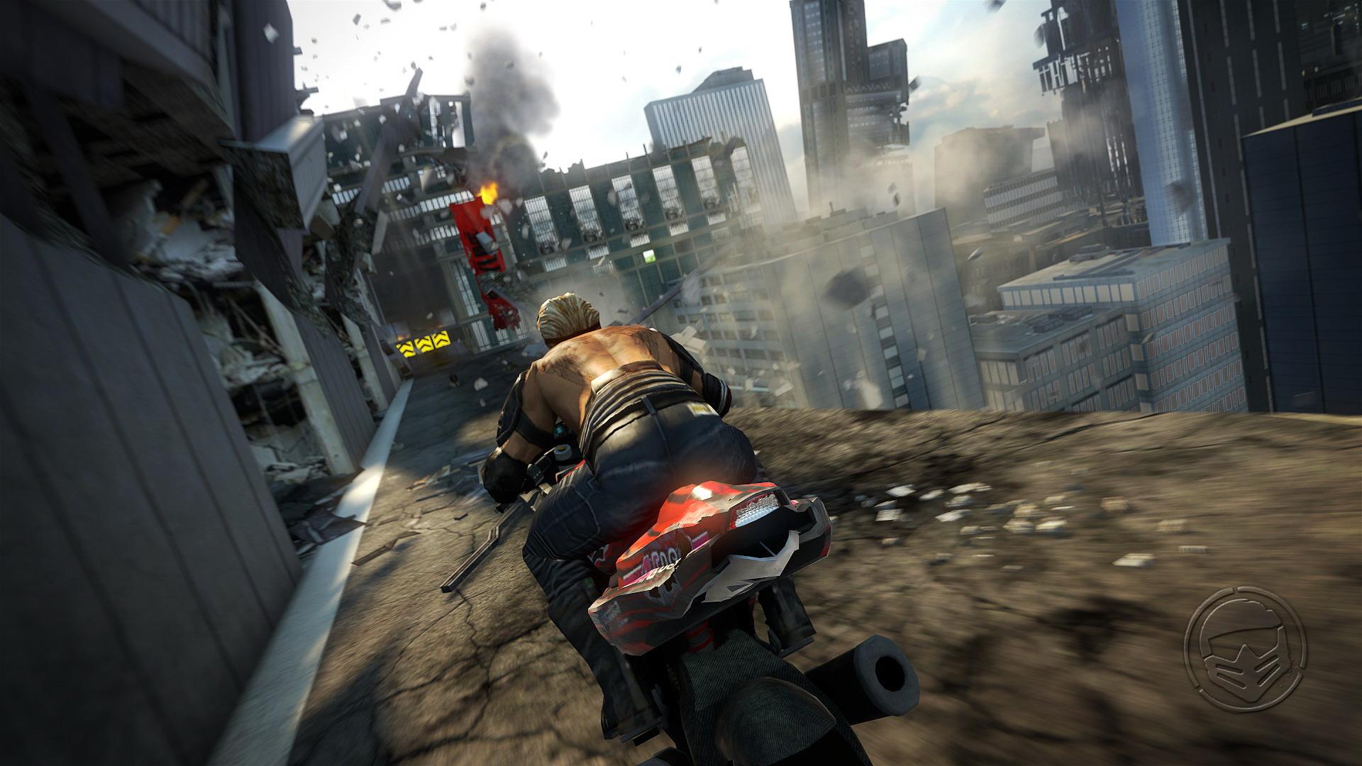 Motorstorm: Apocalypse Screenshot
