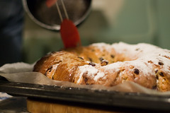 Stollen for the Daring Bakers December challenge