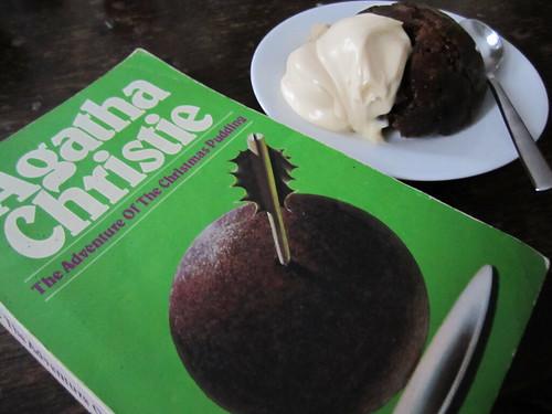 Slightly Peckish: Christmas Pudding 1