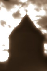 19. chocolate tower (Monte Tauno) Tags: blackandwhite pinhole f55 skinkpinhole lochkamerafotografie zonenplatteclassic zoneplateclassic
