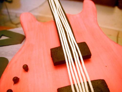 Guitarra de dulce