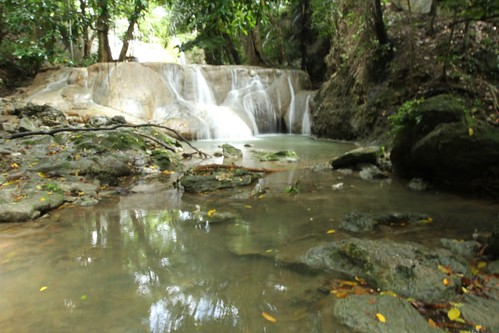 Oenesu, a small waterfall near Kupang, Indonesia - 10