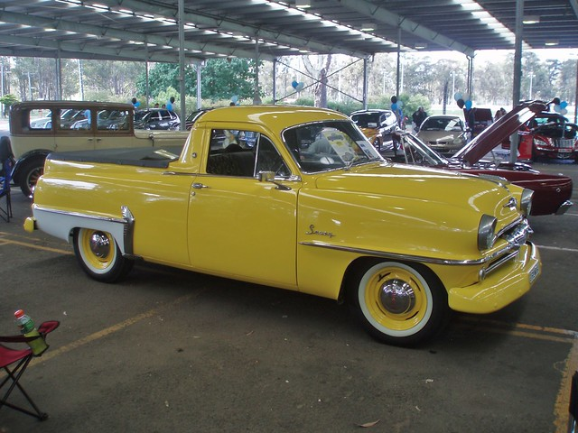 new wales day all south plymouth australia utility pickup ute nsw 1956 chrysler mopar savoy coupe fairfield 2010 showground