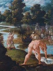 . (AFIK  BERLIN) Tags: berlin swimming nude nationalgallery baptism changing bathing skinnydipping gemldegalerie heemskerck