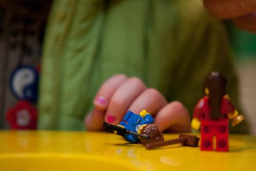 Chicago 2010-Lego Store