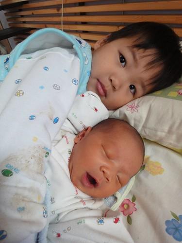 哥哥與妹妹