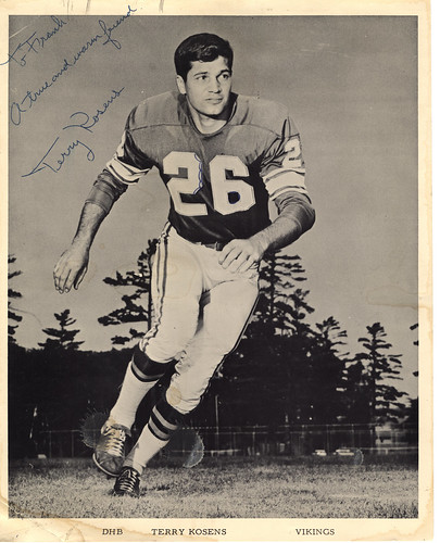nfl football players wallpapers. 47, Terry Kozens, Football Player to play in the NFL-1963