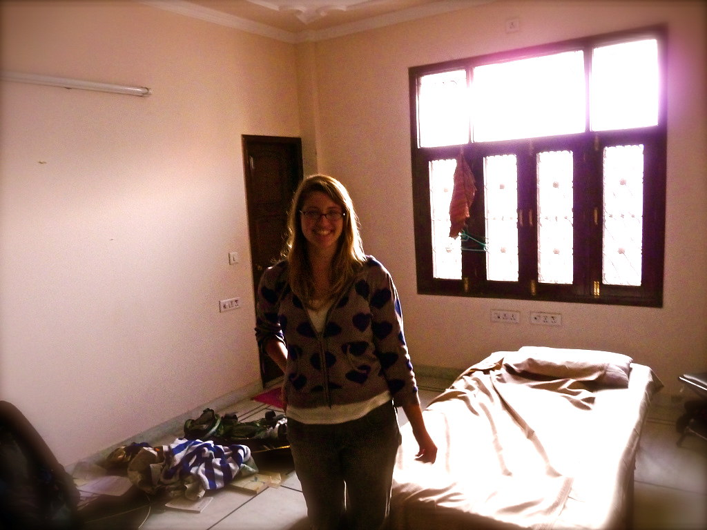 My Room in India